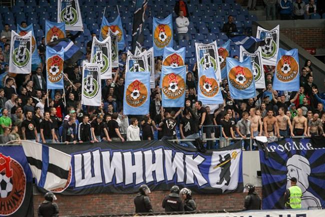 Футбольной школе «Шинника» исполняется 40 лет