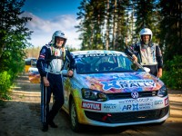 На ралли «Белые ночи» ярославские гонщики попали в аварию (ФОТО+ВИДЕО)
