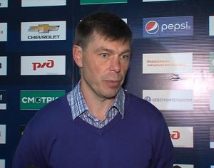 Алексей Кудашов – об усилении «Локомотива», планах команды и падающем уровне хоккея