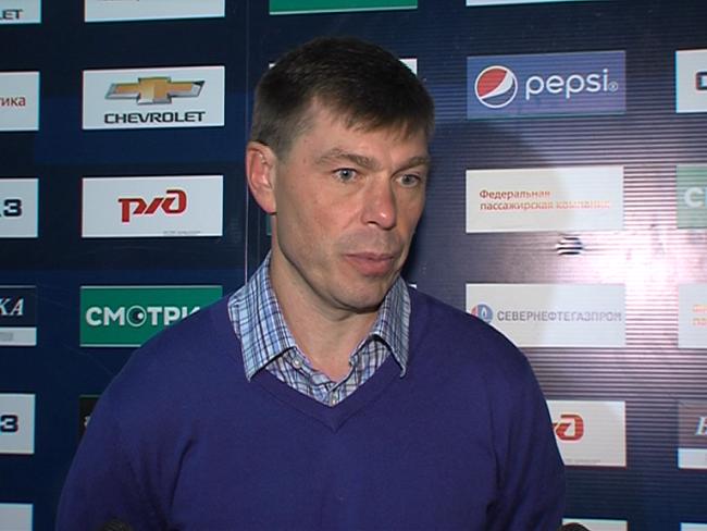 Алексей Кудашов: «Хотим, чтобы лидером была вся команда»
