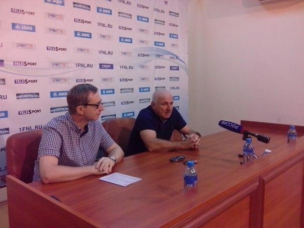 Александр Побегалов: «Хромает реализация моментов»