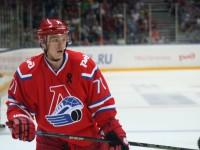 Кирилл Капустин: Спасибо за все моему родному клубу «Локомотив»