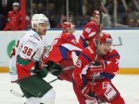 «Локомотив» дома разгромил казанский «Ак Барс»