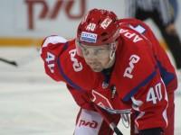 Даниил Апальков провел 400-й матч за «Локомотив» в КХЛ