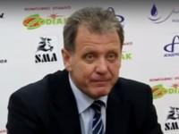 Дмитрий Миронов поздравил с юбилеем известного хоккеиста и тренера Михаила Варнакова