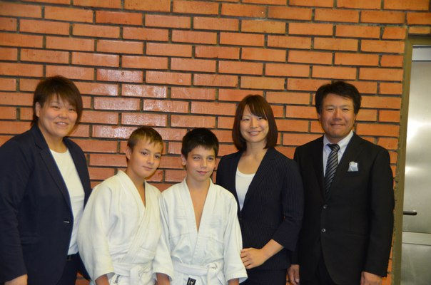 В Ярославль с мастер-классом приехала призерка Олимпиады по дзюдо