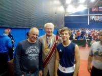 Вадим Фокин завоевал серебряную медаль на Всероссийском турнире по боксу