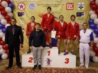 Михаил Дугиев стал бронзовым призером Кубка России по самбо