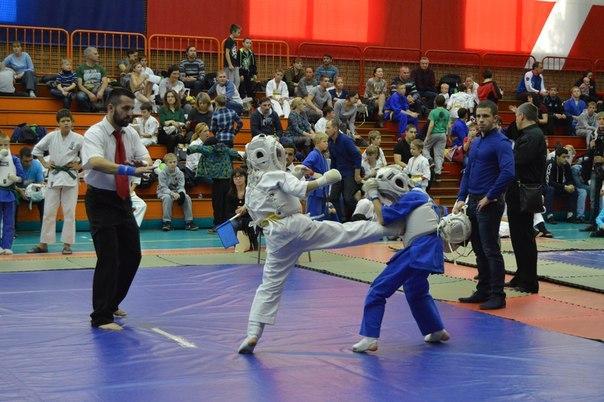 Ярославская команда победила в первом межрегиональном командном турнире по кудо