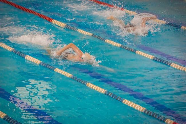 Никита Хотько из Рыбинска завоевал вде медали на Первенстве России по плаванию среди юношей