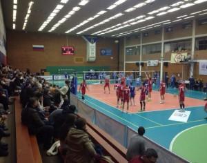 Волейбольный «Ярославич» отправился на сборы в Белоруссию