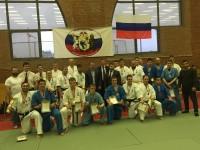 В Ярославле прошёл чемпионат ЦФО России по кудо среди мужчин и женщин