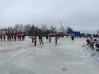 Александр Князьков помог построить хоккейный корт в детском доме в Багряниках