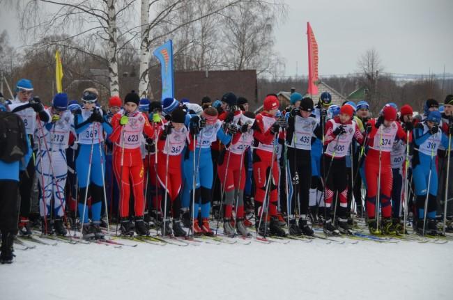 Под Ярославле пройдет «Лыжня России»