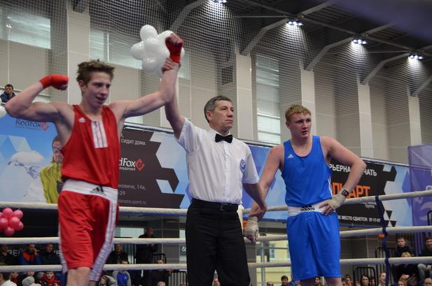 В Ярославле проходит чемпионат по боксу