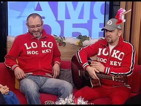 «Мамульки BAND» написали песню к 70-летию ярославского хоккея — видео