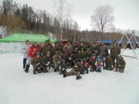 Во время паузы в чемпионате игроки «Локомотива» сыграли в пейнтбол