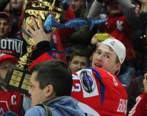 Игорь Бондырев: «В хоккее оказалось интереснее, чем в футболе»