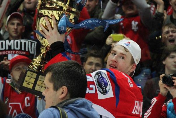 Калинин и Бондырев дебютировали в КХЛ за «Локомотив»