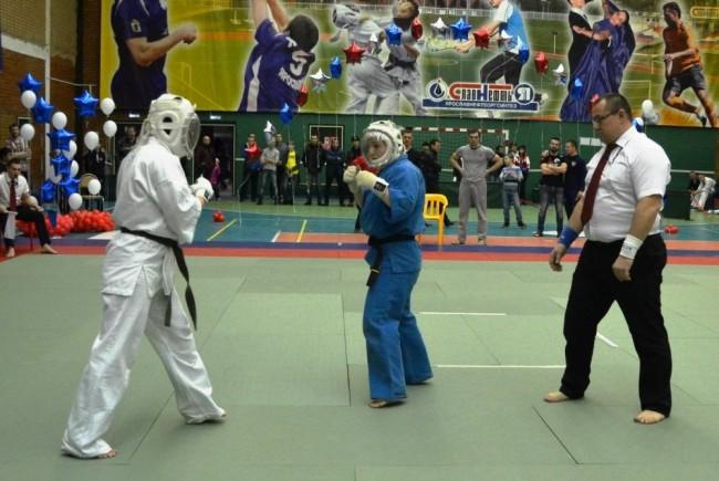 Ярославские кудоисты взяли пять медалей на всероссийском турнире