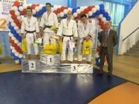 Павел Склянкин привез из Санкт-Петербурга бронзовую медаль с международного турнира по дзюдо