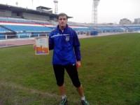 «Шинник» подтвердил переход Валерия Цховребова