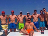 Фото: Хоккеисты «Локомотива» на отдыхе