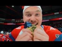 Рушан Рафиков признан лучшим защитником недели в КХЛ