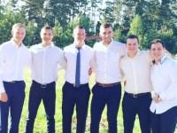 Фото: Как хоккеисты «Локомотива» и «Локо» проводят лето