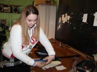 Призерка Олимпиады в Токио Анастасия Галашина открыла школу стрельбы