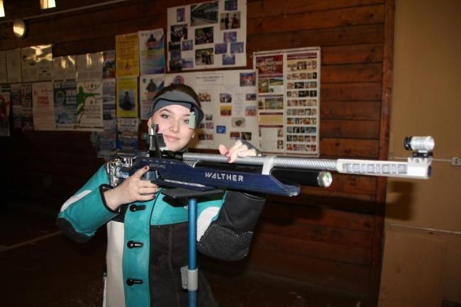 Анастасия Галашина взяла вторую медаль на чемпионате России