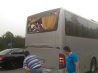 Автобус с игроками Rebels угодил в ДТП под Минском