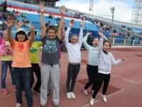 В Ярославле стартовал проект «Я-Спортсмен»