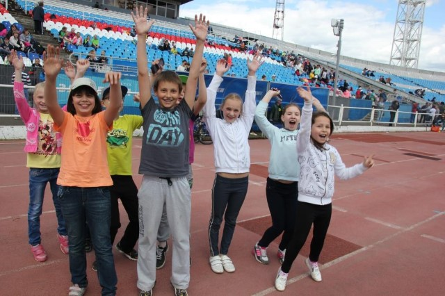 Больше 9000 детей в 2019 году приняли участие в проекте «Я – спортсмен»
