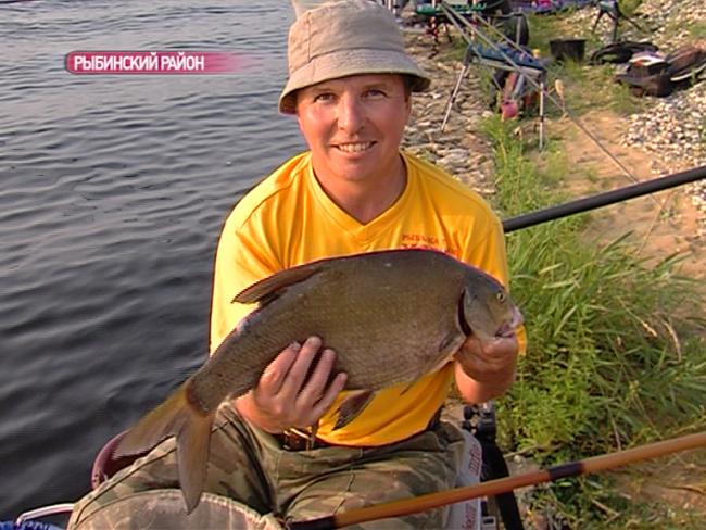 На Ярославском взморье пройдут соревнования по рыбной ловле