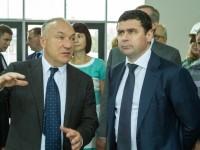 Губернатор Ярославской области поздравил с юбилеем президента «Локомотива» Юрия Яковлева