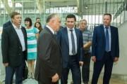 Дмитрий Миронов проинспектировал состояние спортивных объектов, способствующих развитию в регионе хоккейных традиций