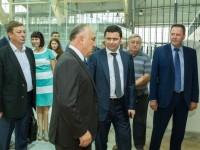 Дмитрий Миронов проинспектировал состояние спортивных объектов