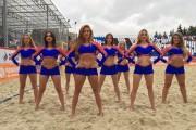 «Грация» выступила на чемпионате «РЖД» по пляжным видам спорта