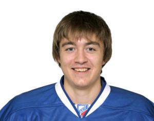 Денис Алексеев — автор первой шайбы «Локомотива» в 10-м сезоне КХЛ