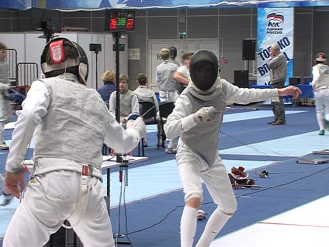 Ярославец помог сборной России среди кадетов взять бронзу по фехтованию