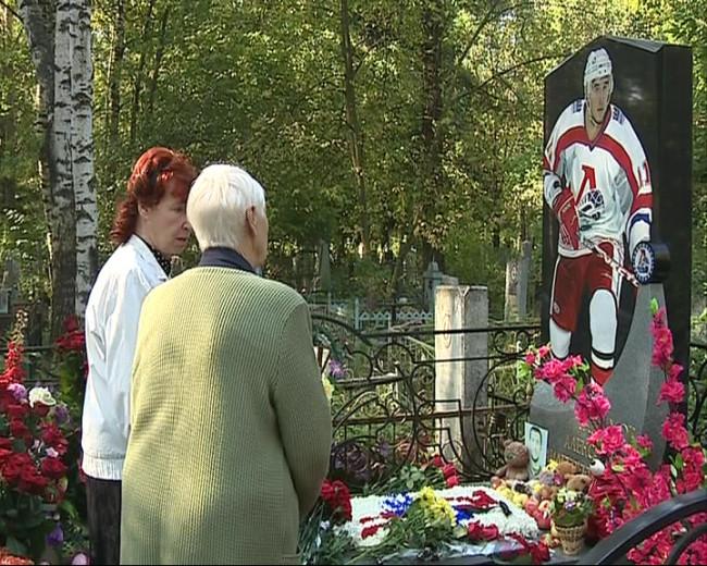 В Ярославле вспоминают форварда «Локомотива» Александра Галимова