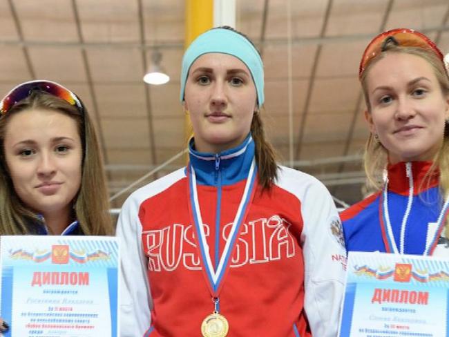 Ярославская конькобежка стала победительницей всероссийских соревнований