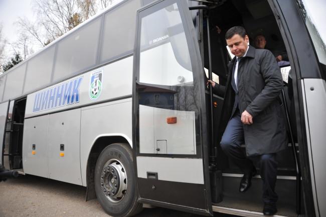 Дмитрий Миронов предложил продлить закон о льготном налогообложении для спонсоров «Шинника»