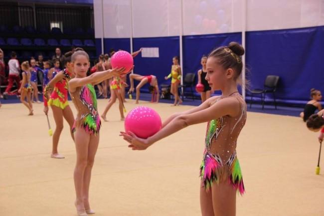 В Ярославле пройдет турнир по художественной гимнастике