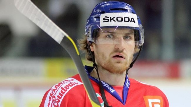 Якуб Накладал — в составе сборной Чехии на Кубок Первого канала