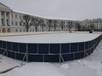 В Ярославле любители хоккея сыграют в историческом центре города