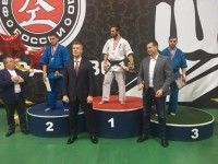 «Серебро» и две «бронзы» привезли ярославские кудоисты с Всероссийского турнира