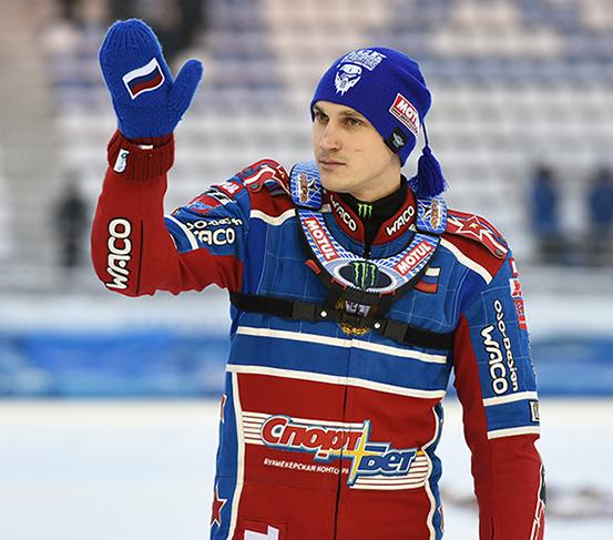 Ярославец стал чемпионом России по мотогонкам на льду