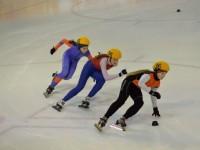 Ярославские шорт-трекисты взяли медали на первенстве России